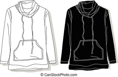warm clothes vector clipart eps images 13 310 warm clothes clip art
