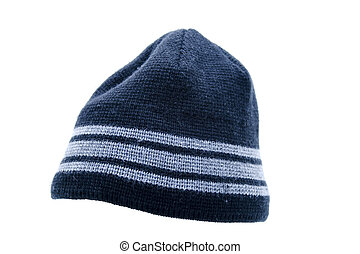 Warm cord cap for the winter