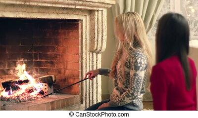 Warm Flames