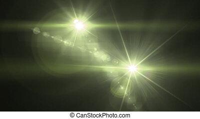 warm Flash flare