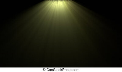 Warm heaven lights from shiny animation art background natural lighting shiny effect dynamic