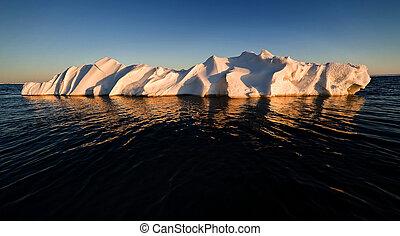 """Warm Ice. - """"Warm Ice."""" Early Spring. Ladoga Lake. Russia."""