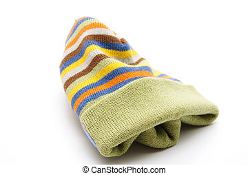 Warm woolen cap