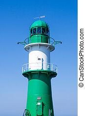 warnem?nde lighthouse