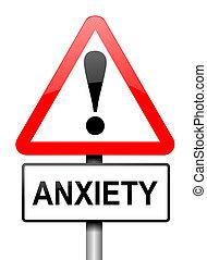 warning., ansiedade