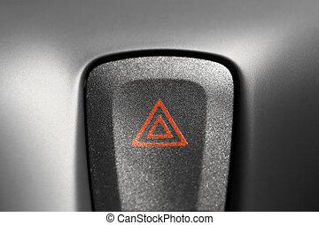 Warning button