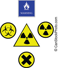 warning buttons
