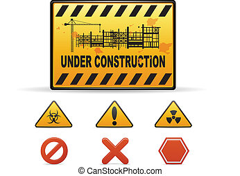 Warning Construction