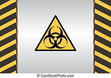 Warning Hazard Signs