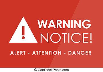 Warning Notice