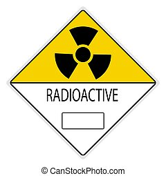 Radiation - warning signs; Radiation Hazard