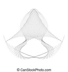 warped parametric surface shape