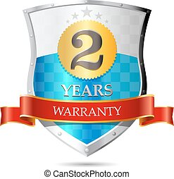 Warranty - two years