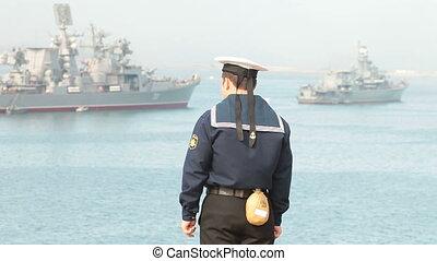 Warships of the Black Sea Fleet
