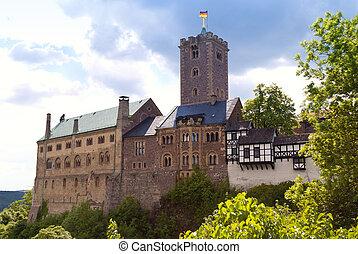 wartburg, castillo