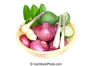 warzywa, białe tło