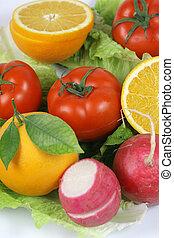 warzywa, owoc