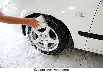 waschen autos
