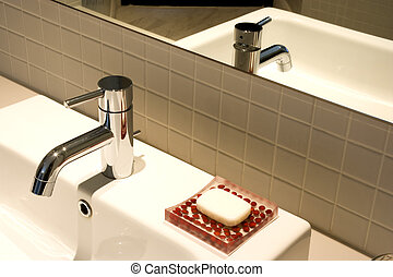 Wash Basin - Image of a nice wash basin.