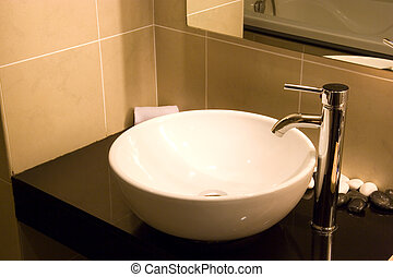 Wash Basin - Image of a nice wash basin.