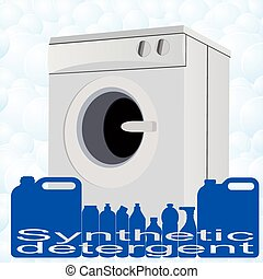 Washer and detergents