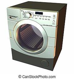 Washer - 3D Render