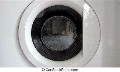 Washing Machine - Time Lapse
