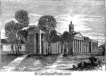 Washington and Lee University, Lexington, Virginia, United...