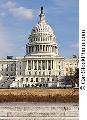 Washington DC Capitol of the United States