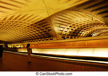 washington dc, metro