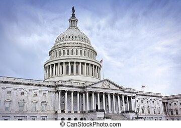 Washington, DC - Washington DC, capital city of the United...