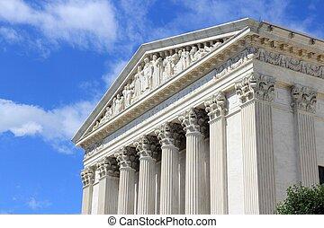 Washington DC Supreme Court
