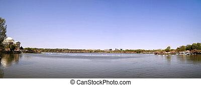 washington dc, tidal basin