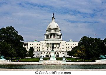Washington, Gebäude, Hauptstadt