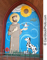 Washington Saint Francis of Assisi 2010