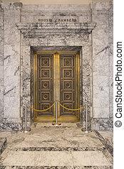 Washington State Capitol House Chamber
