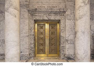 Washington State Capitol Senate Chamber