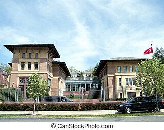 Washington the Embassy of Turkey 2010