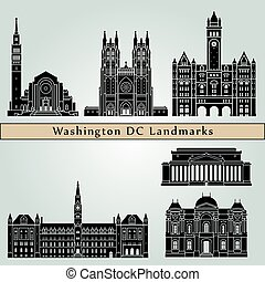 Washington V2 Landmarks