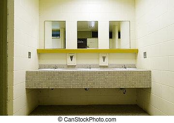 washroom, publiek