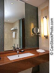 washroom - hotel washroom
