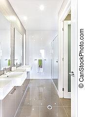 washstands, badezimmer, satz, modern