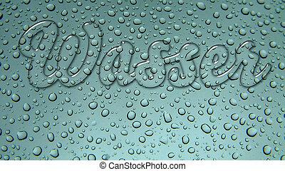 wasser, água
