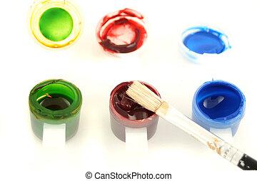 wasser- farben