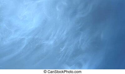 wasser, hintergrund, partikeln, abstrakt