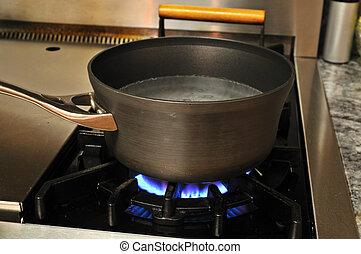wasser, kochen