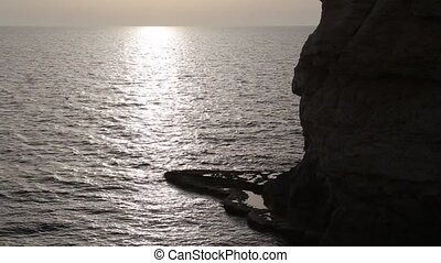 Wasser, panoramisch, meer, Ansicht