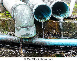 Waste pipe