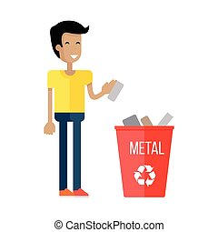 Waste Recycling Concept