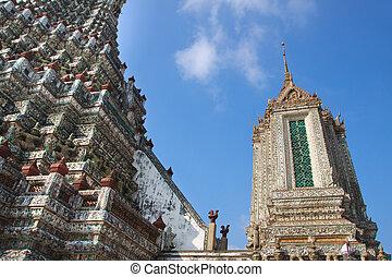 Wat Arun, Bankok Thailand.